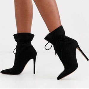 ASOS Ankle Boots in Black